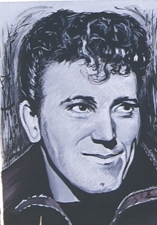 Gene Vincent by cadseville83